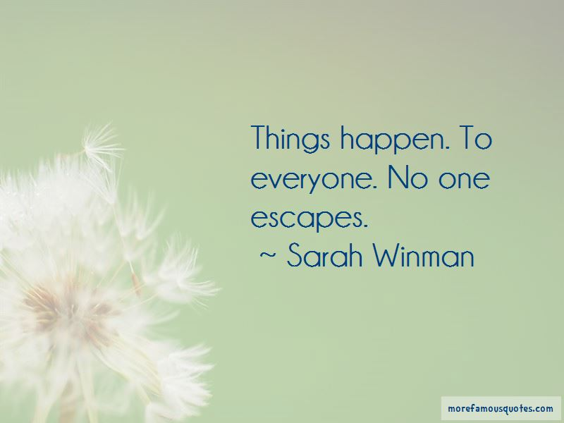 Sarah Winman Quotes Pictures 2