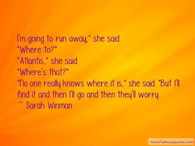 Sarah Winman Quotes Pictures 3