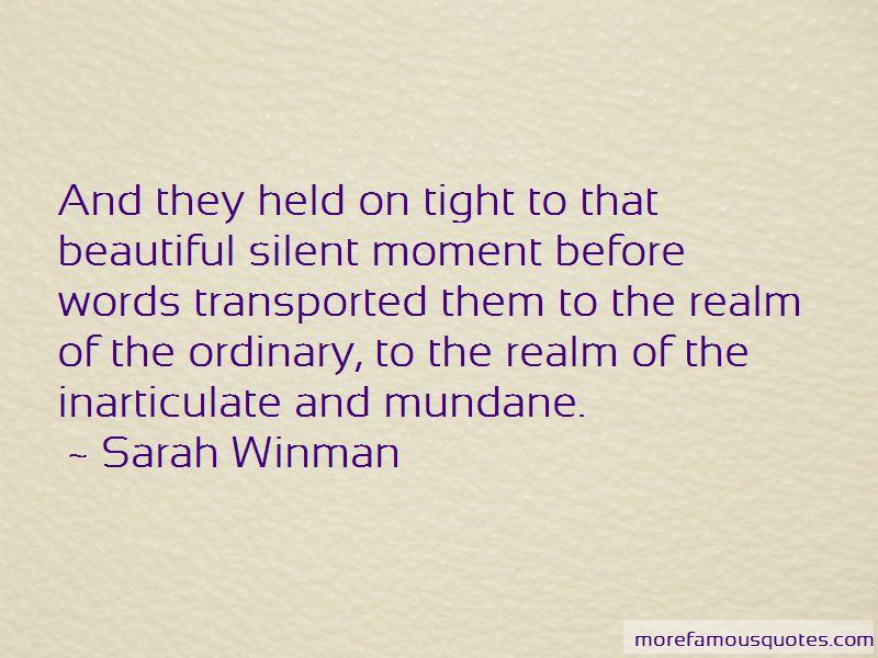 Sarah Winman Quotes Pictures 4