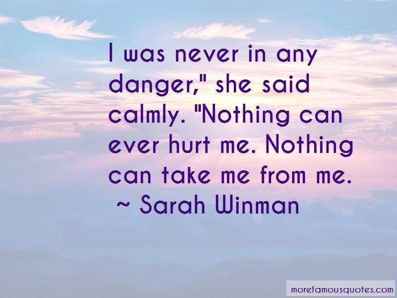 Sarah Winman Quotes