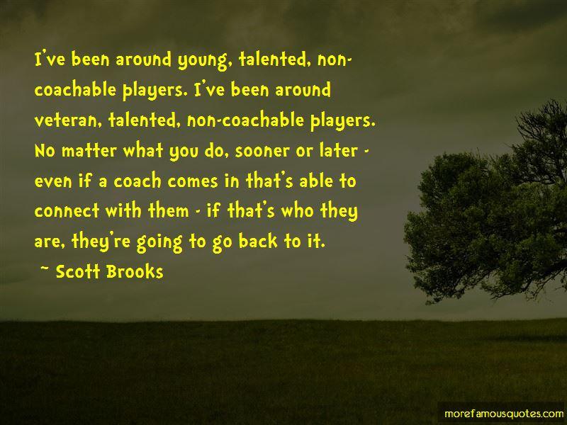Scott Brooks Quotes Pictures 2