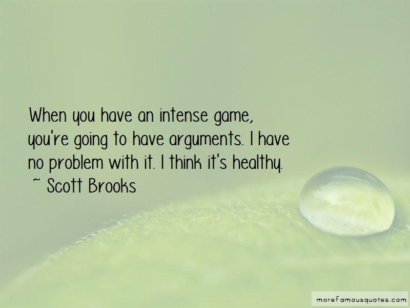 Scott Brooks Quotes