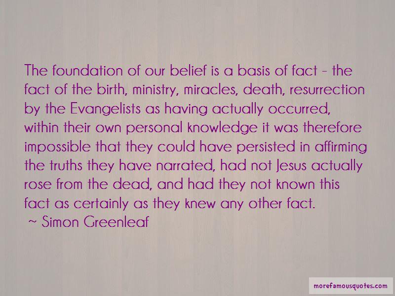 Simon Greenleaf Quotes
