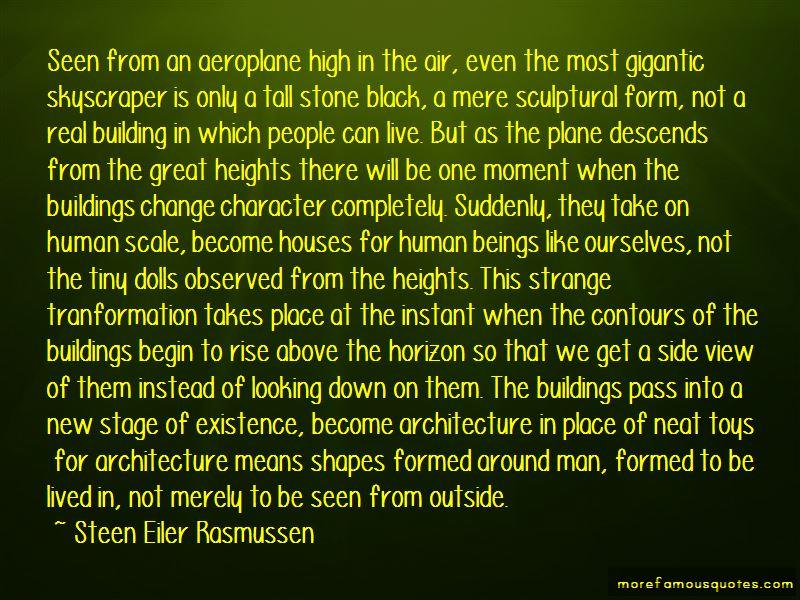 Steen Eiler Rasmussen Quotes Pictures 2
