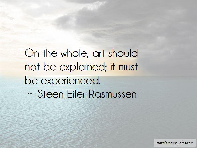Steen Eiler Rasmussen Quotes