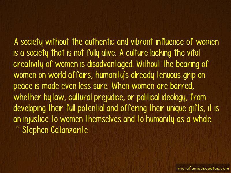 Stephen Catanzarite Quotes