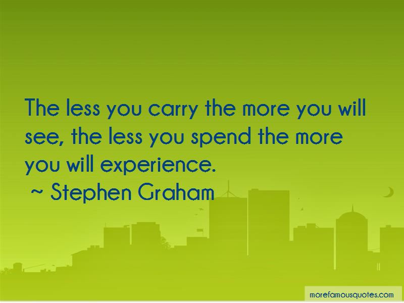 Stephen Graham Quotes Pictures 4
