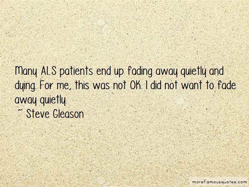 Steve Gleason Quotes Pictures 3