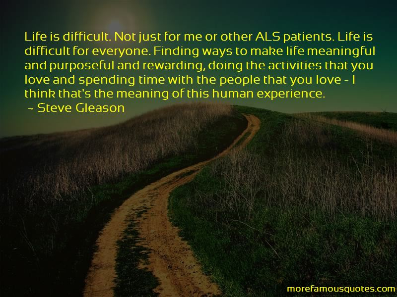 Steve Gleason Quotes Pictures 4