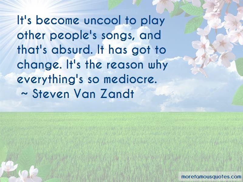 Steven Van Zandt Quotes Pictures 2