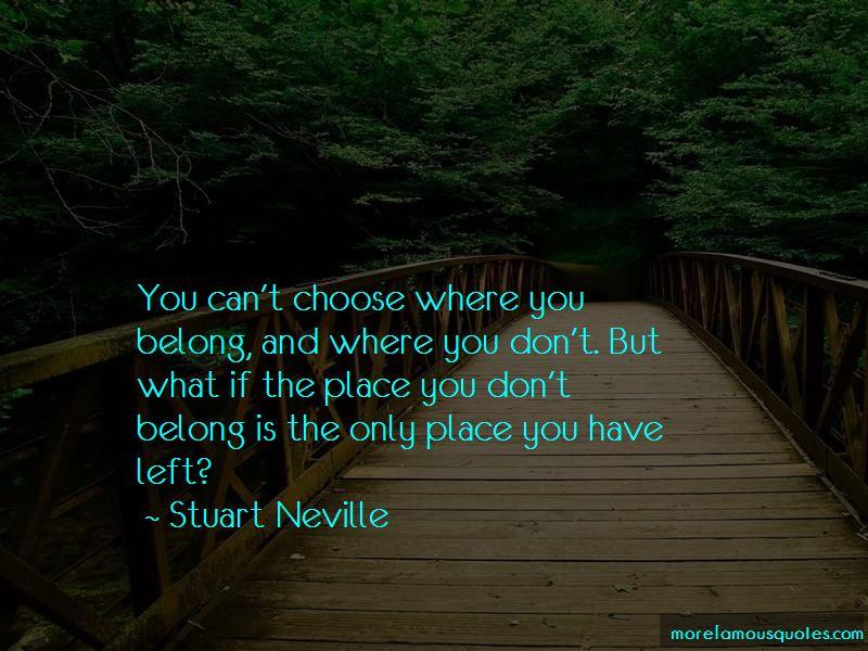 Stuart Neville Quotes Pictures 2