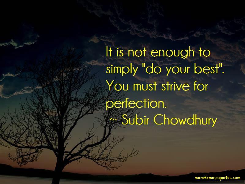 Subir Chowdhury Quotes Pictures 4