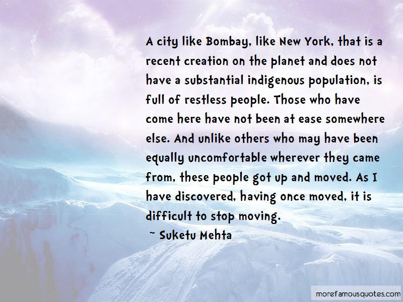 Suketu Mehta Quotes Pictures 4