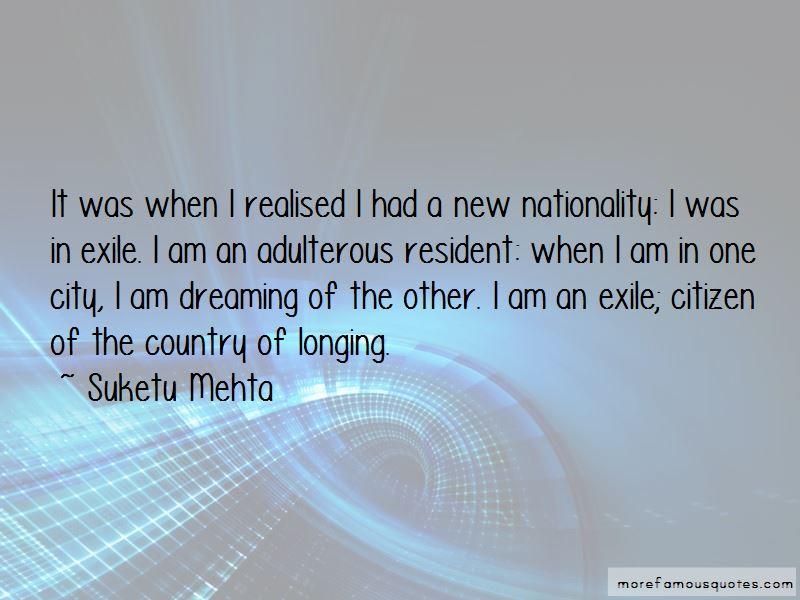 Suketu Mehta Quotes