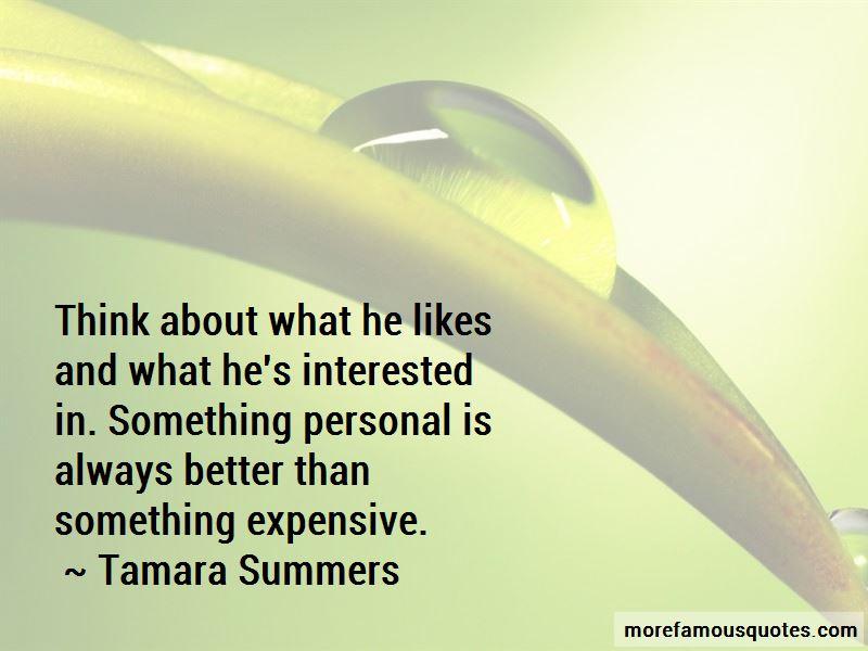 Tamara Summers Quotes Pictures 2
