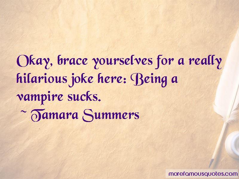 Tamara Summers Quotes Pictures 3