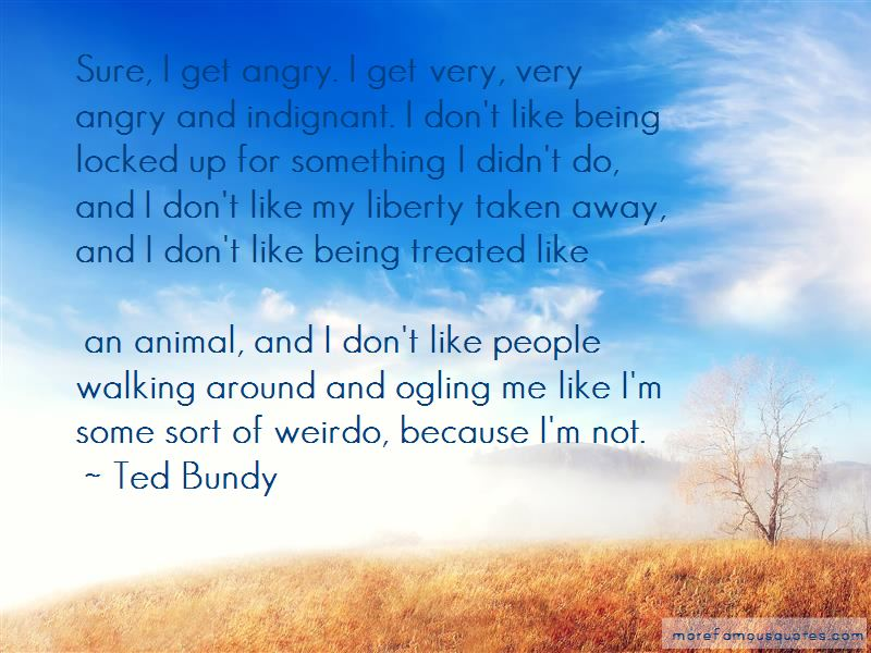 Ted Bundy Quotes