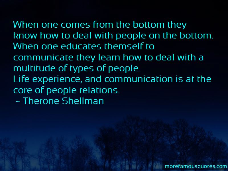 Therone Shellman Quotes Pictures 4