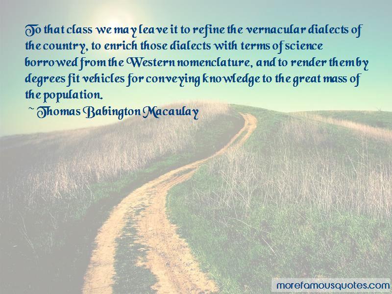 Thomas Babington Macaulay Quotes Pictures 2