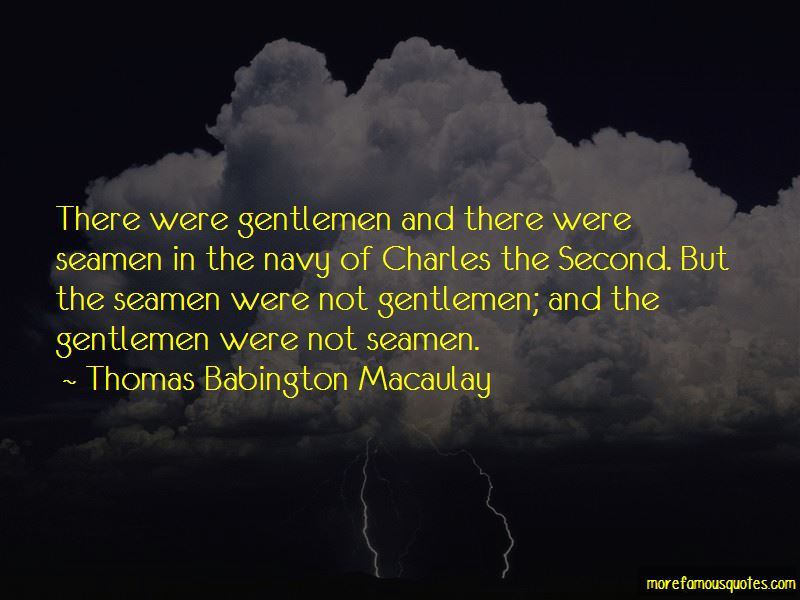 Thomas Babington Macaulay Quotes Pictures 4