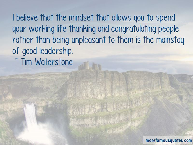 Tim Waterstone Quotes Pictures 4