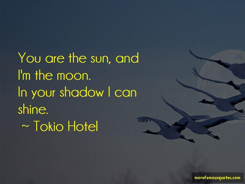 Tokio Hotel Quotes