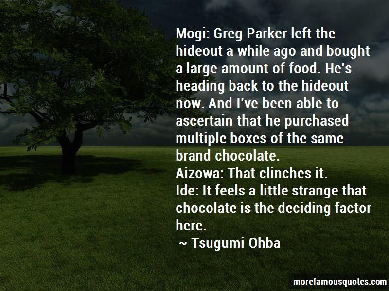 Tsugumi Ohba Quotes Pictures 3