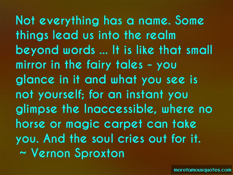 Vernon Sproxton Quotes Pictures 3