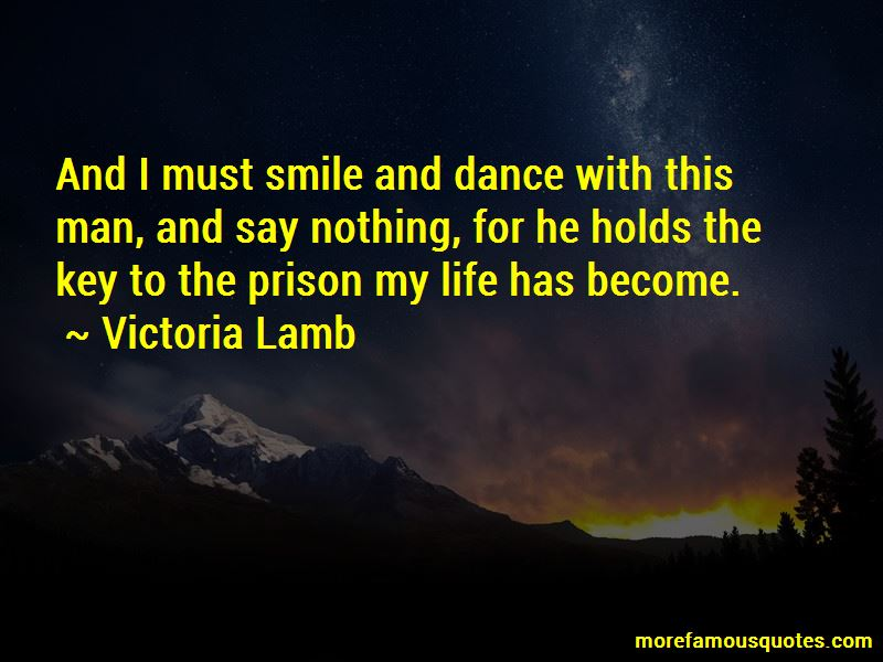 Victoria Lamb Quotes