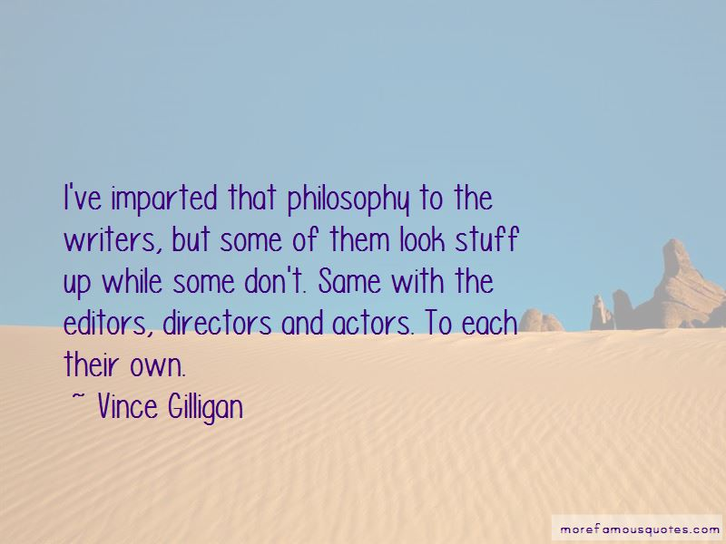 Vince Gilligan Quotes Pictures 2