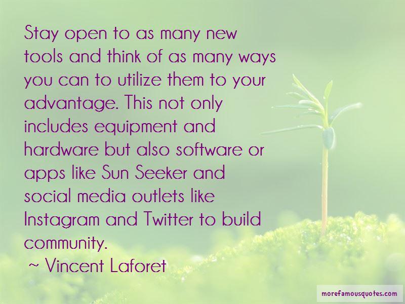Vincent Laforet Quotes Pictures 2