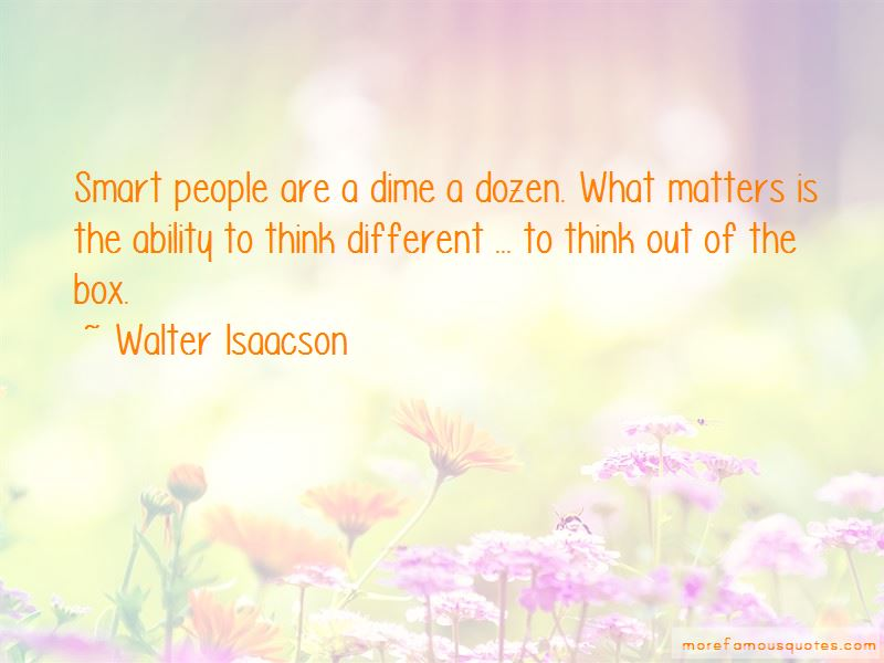 Walter Isaacson Quotes Pictures 2