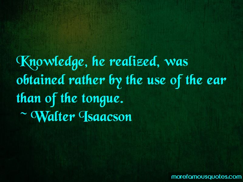 Walter Isaacson Quotes Pictures 3