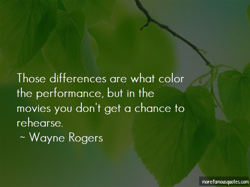 Wayne Rogers Quotes Pictures 4