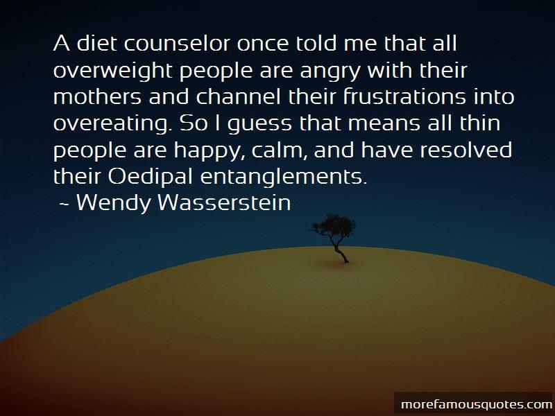 Wendy Wasserstein Quotes Pictures 2
