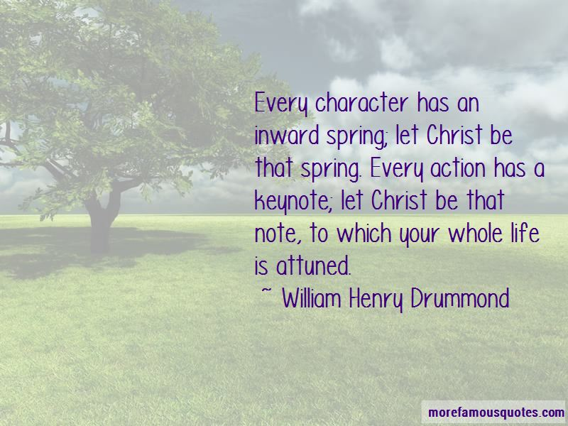 William Henry Drummond Quotes Pictures 3