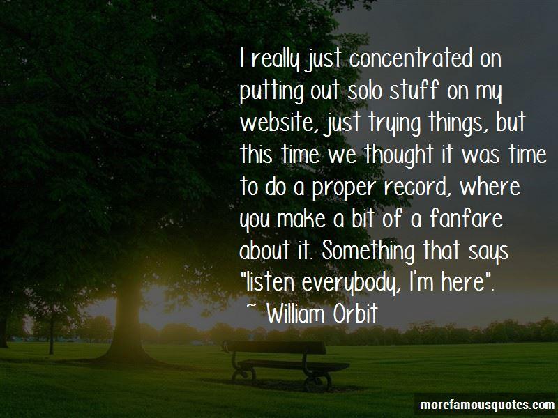 William Orbit Quotes Pictures 3