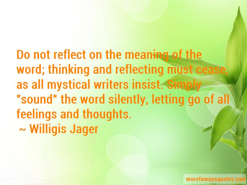 Willigis Jager Quotes Pictures 2