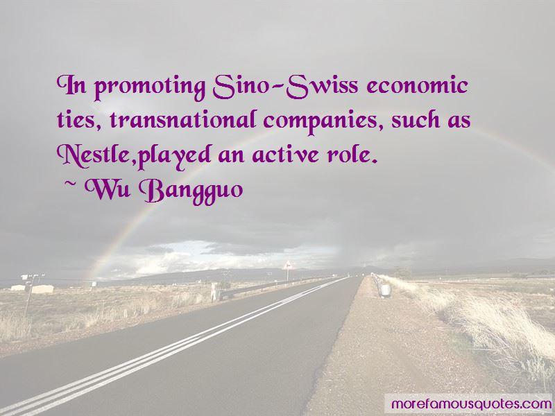 Wu Bangguo Quotes Pictures 3