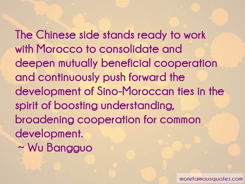 Wu Bangguo Quotes Pictures 4