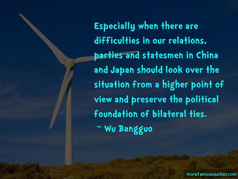 Wu Bangguo Quotes