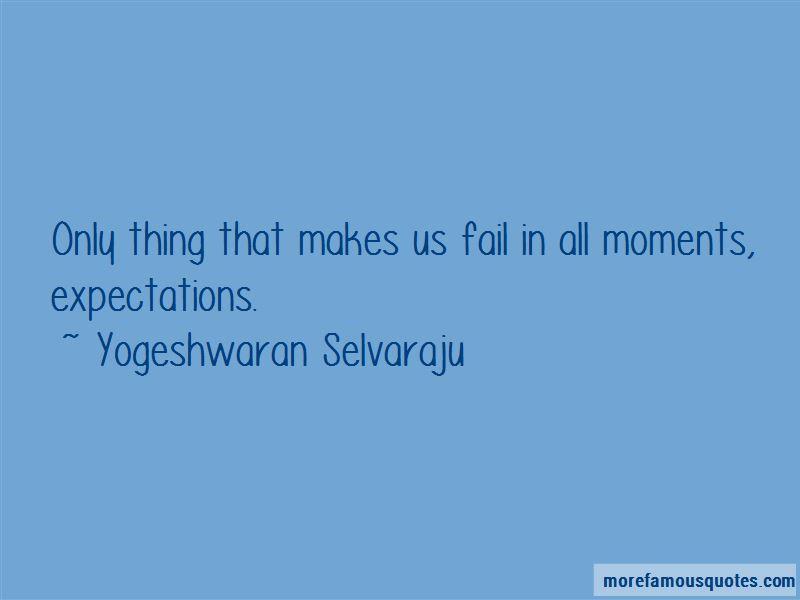 Yogeshwaran Selvaraju Quotes Pictures 2