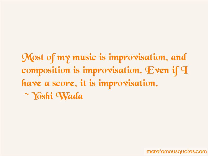 Yoshi Wada Quotes Pictures 2