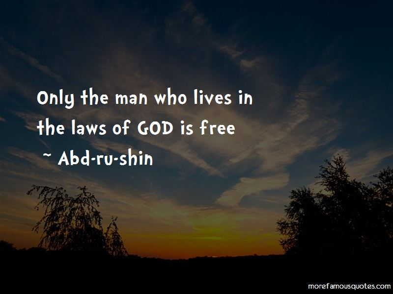 Abd-ru-shin Quotes Pictures 2