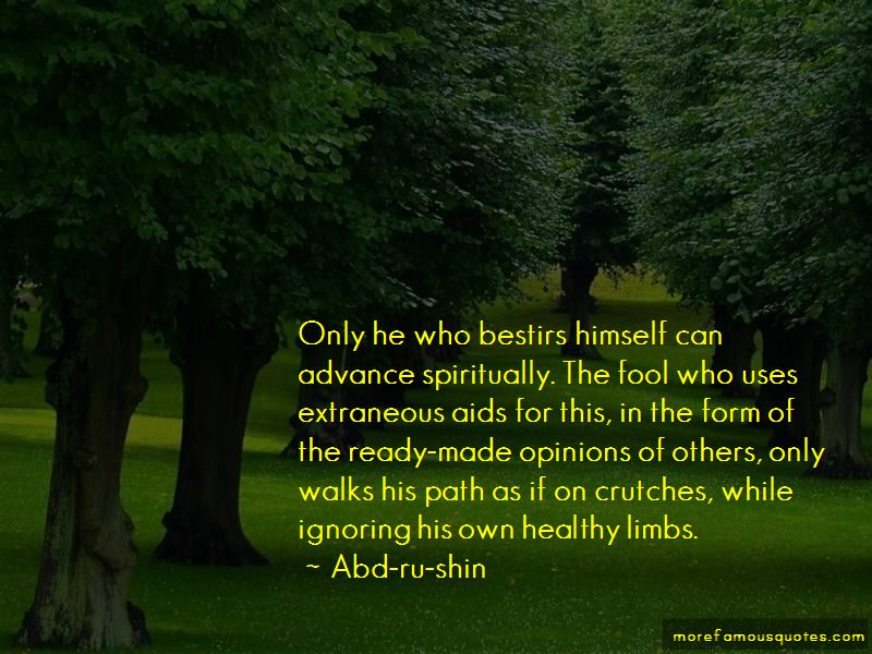 Abd-ru-shin Quotes Pictures 3