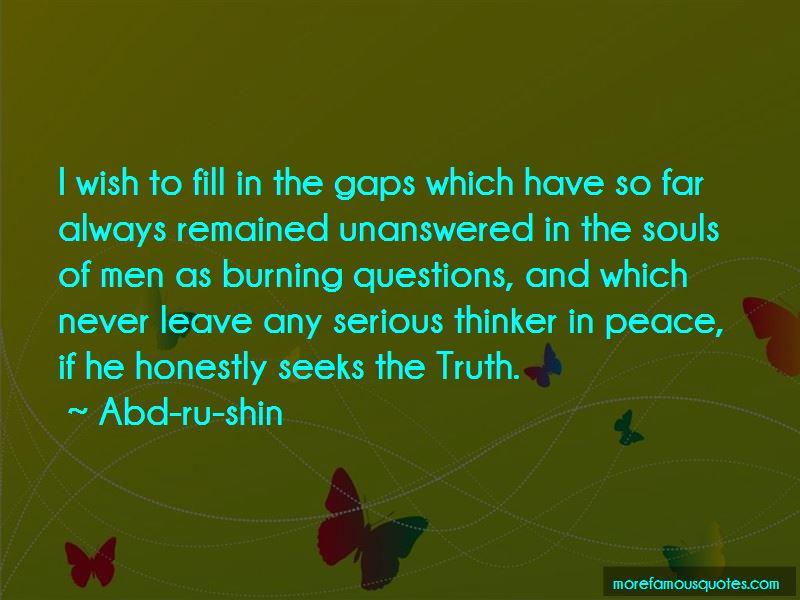 Abd-ru-shin Quotes