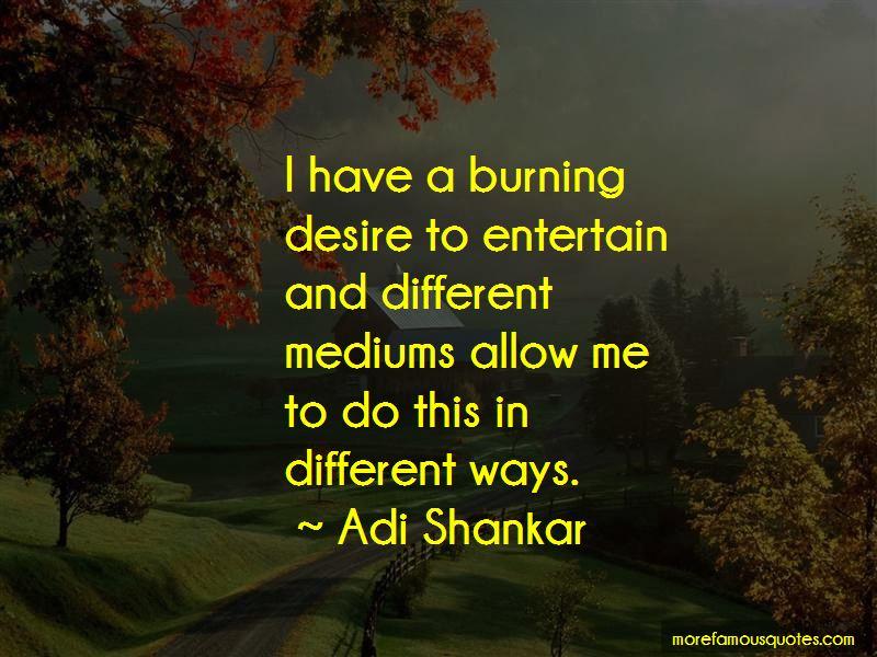 Adi Shankar Quotes Pictures 2
