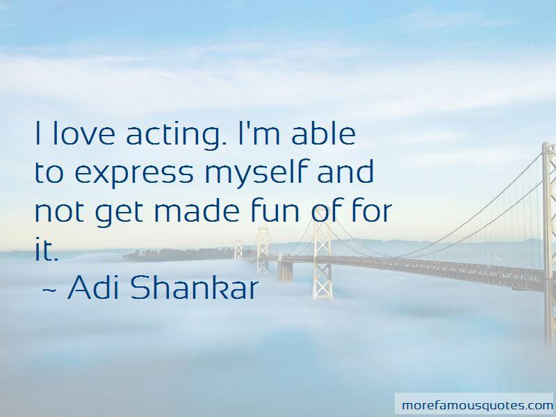 Adi Shankar Quotes Pictures 3
