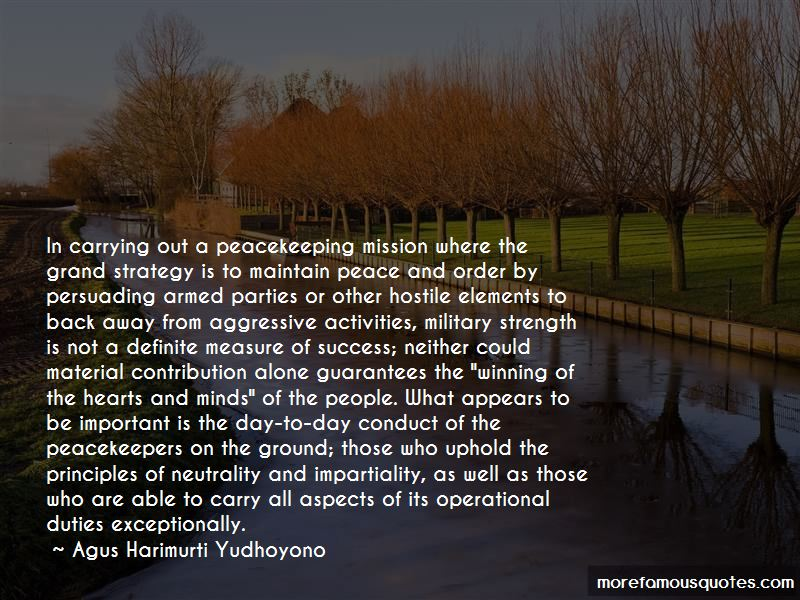 Agus Harimurti Yudhoyono Quotes Pictures 3