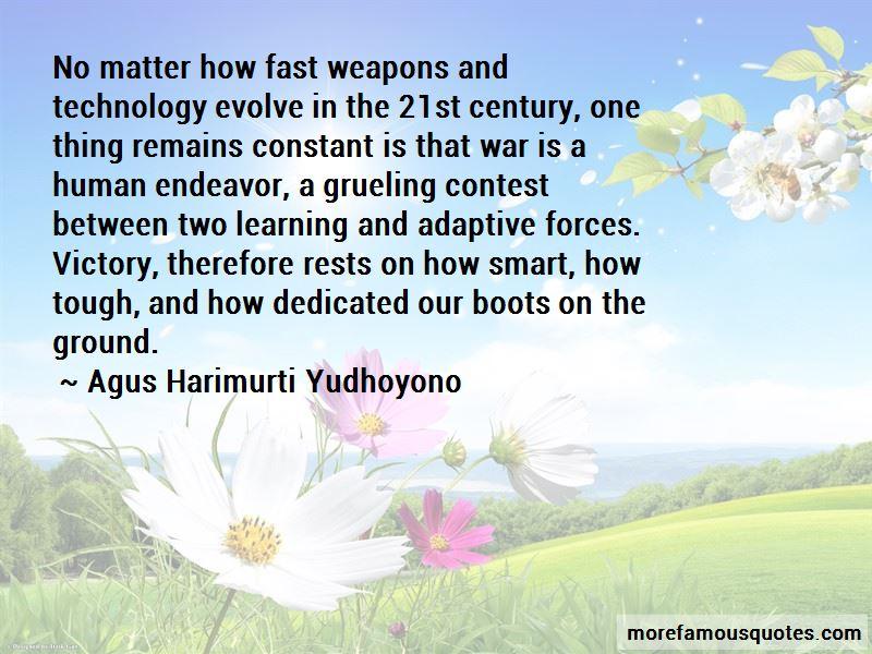 Agus Harimurti Yudhoyono Quotes Pictures 4